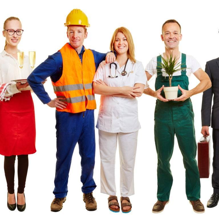 Среднее профессиональное образование в германии