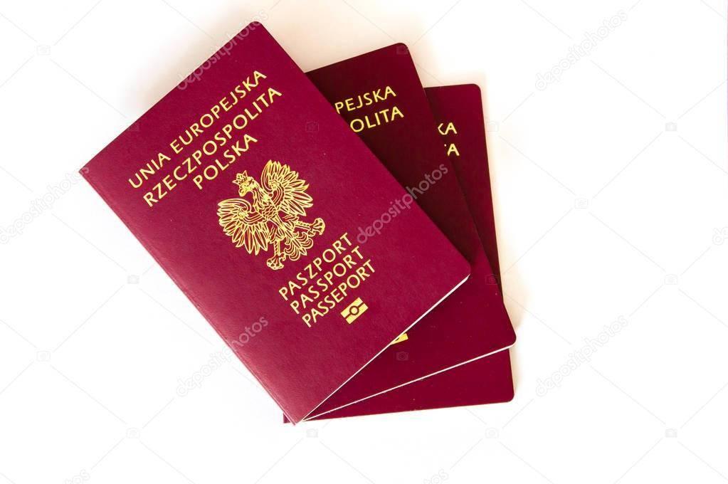 Работа по биометрическому паспорту в польше