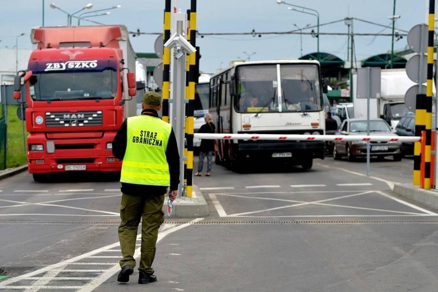 """Пересечение польской границы по рабочей визе: учимся проезжать без проблем ⋆ іа """"єуработа"""""""