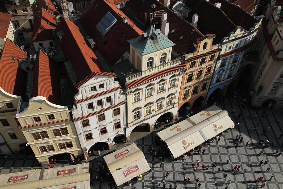 Рынок коммерческой недвижимости в чехии в 2021 году