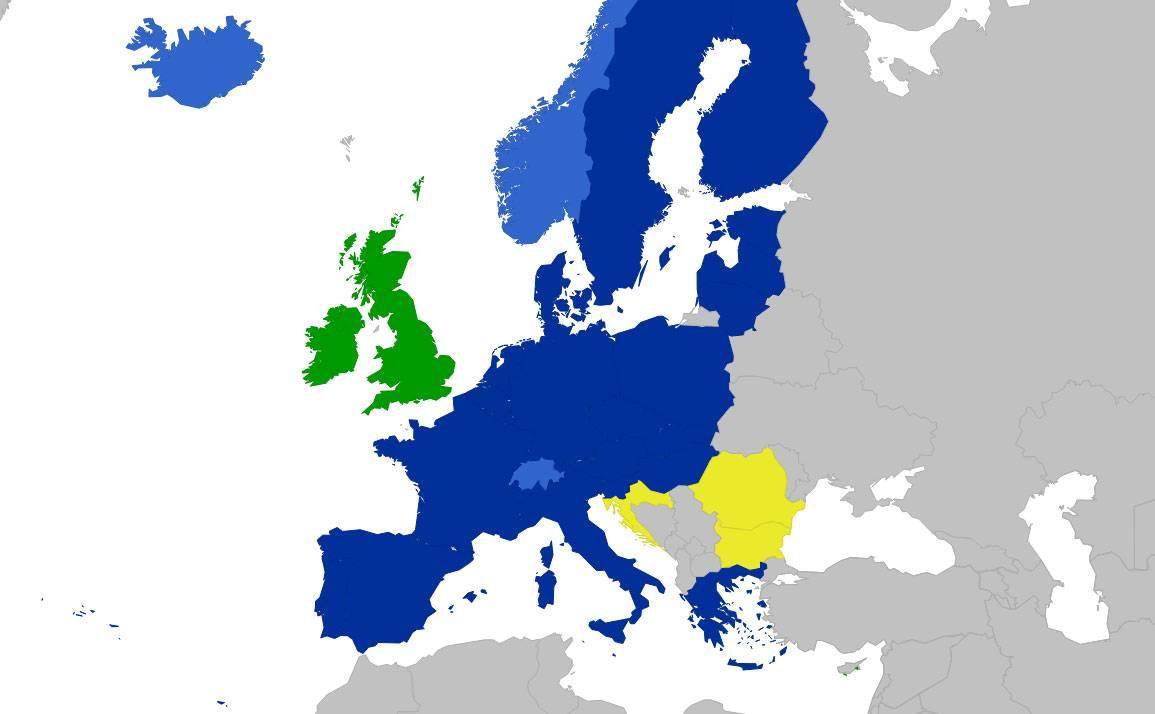 Болгария шенген