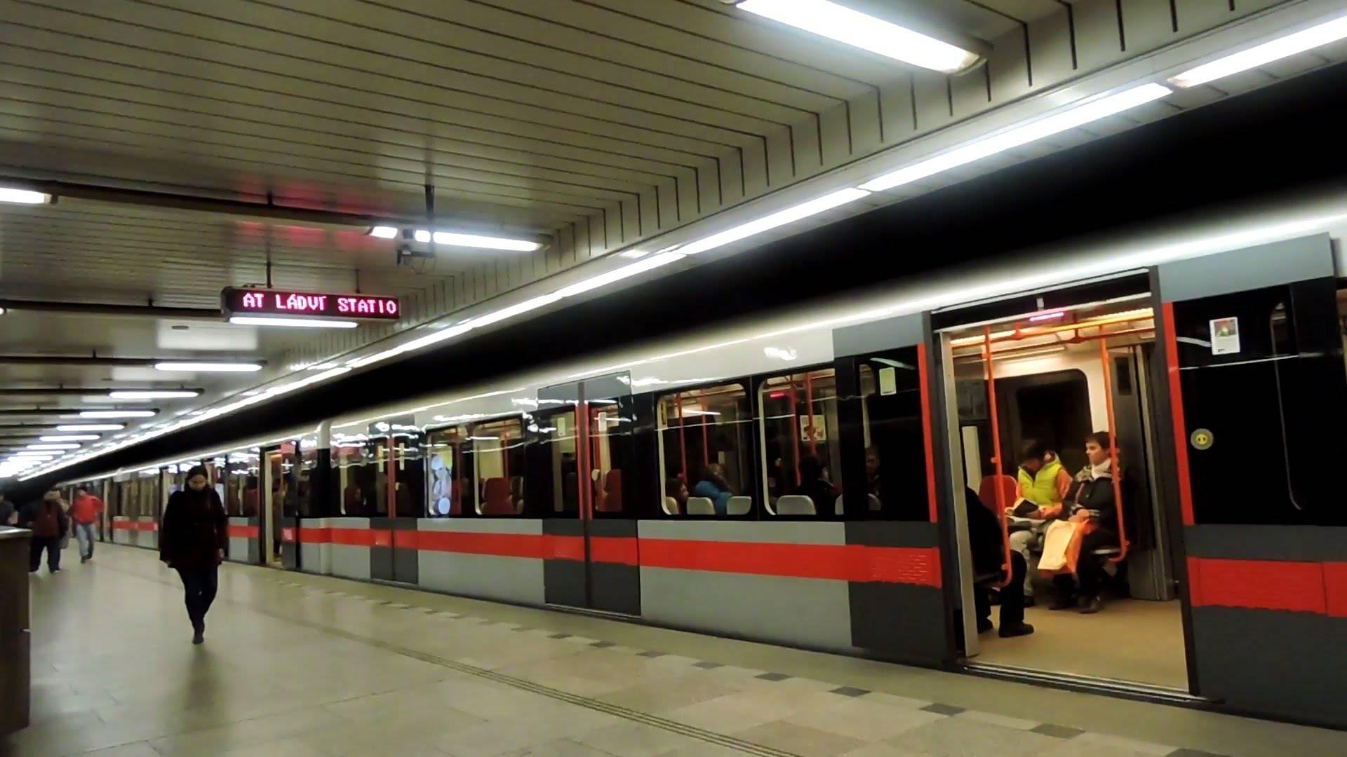 Схема метро праги | обучение и жизнь в чехии