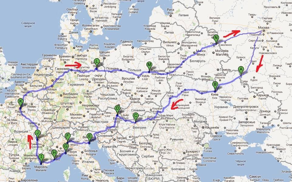 Расписание рейсовых автобусов из брюсселя в будапешт