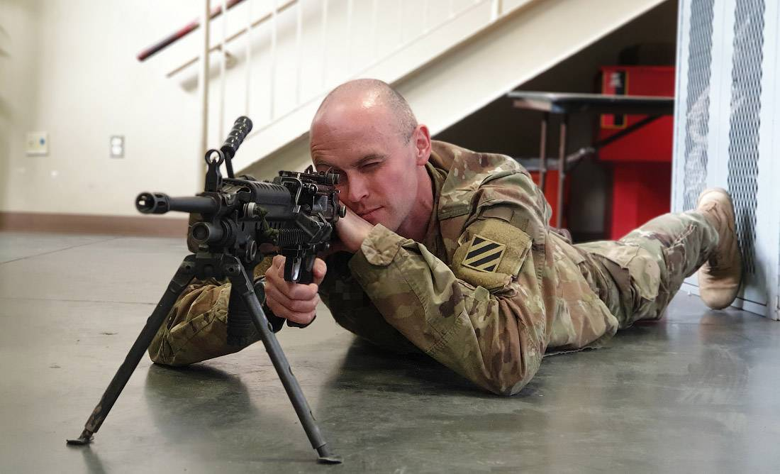 В армии сша самым слабым звеном признаны люди | новости