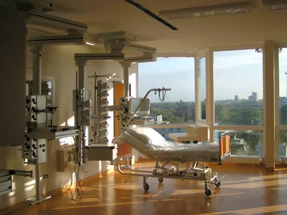 Лечение рака печени в клинике шарите