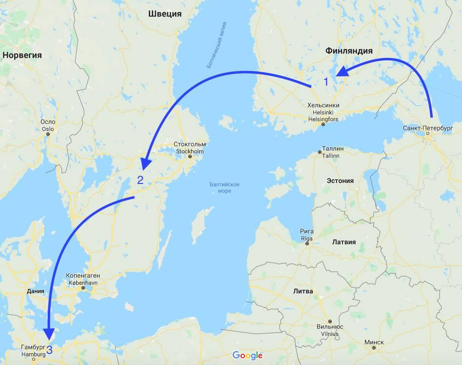 Паром в стокгольм из хельсинки от 49 евро