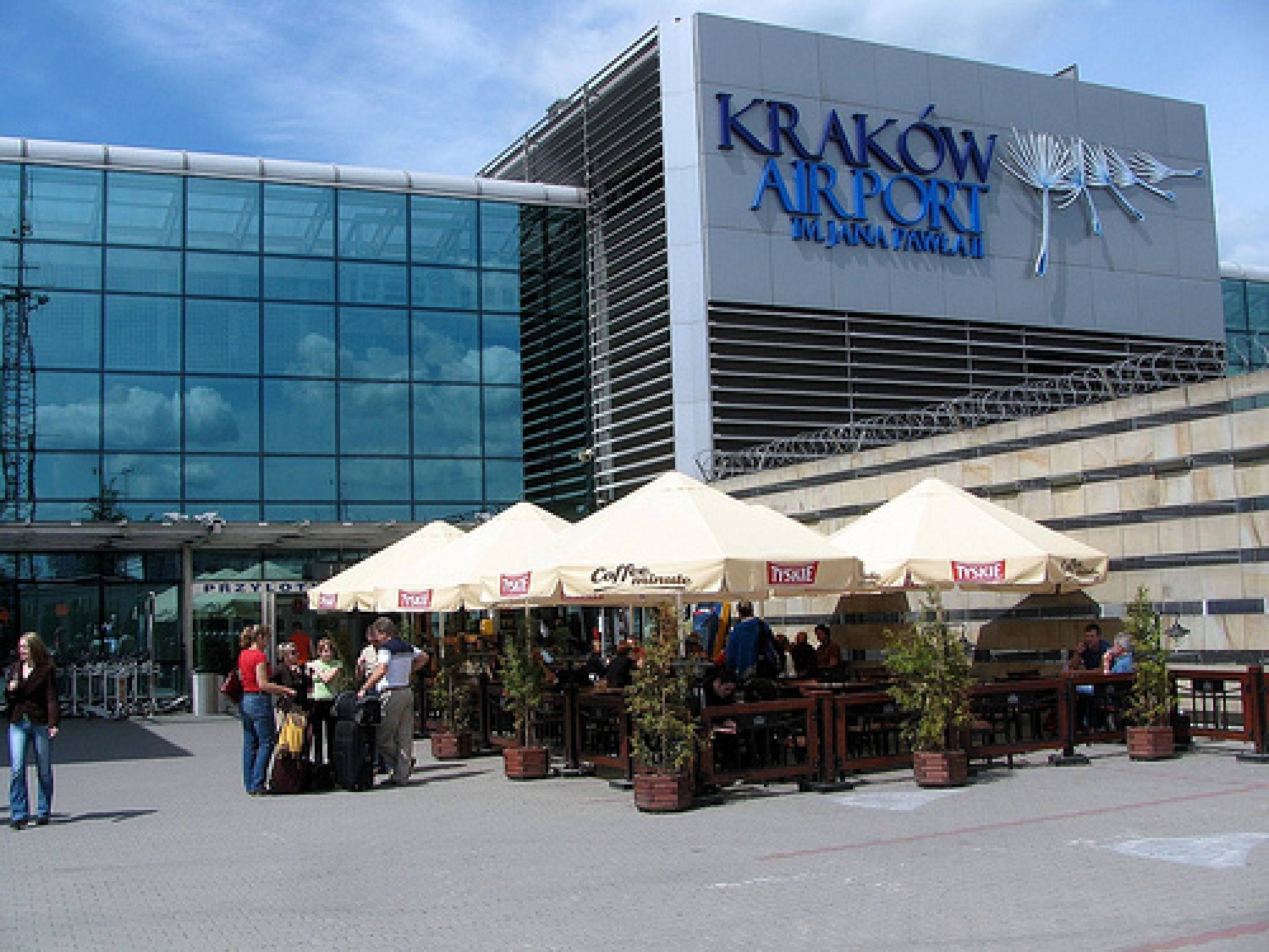 Краков-балице — википедия