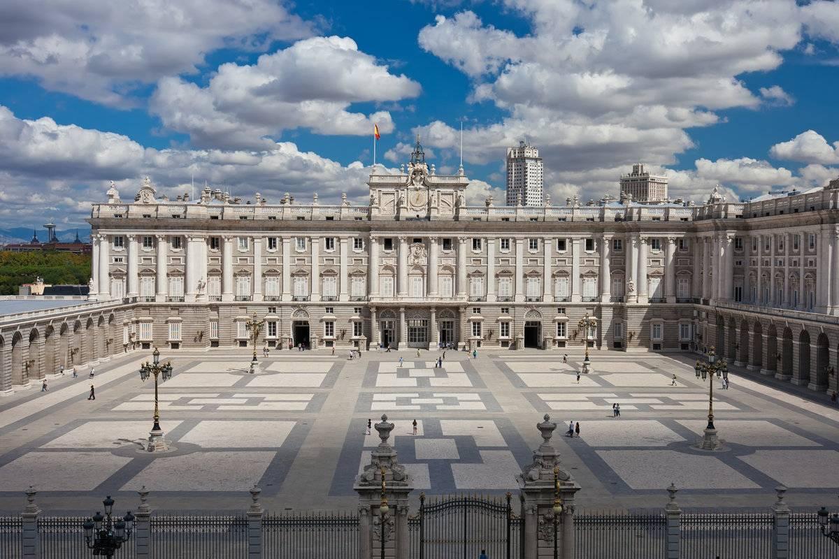 Королевский дворец в казерте   италия для италоманов