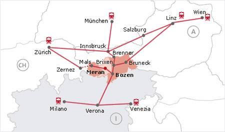 Как добраться из мюнхена в зальцбург выгодно и быстро