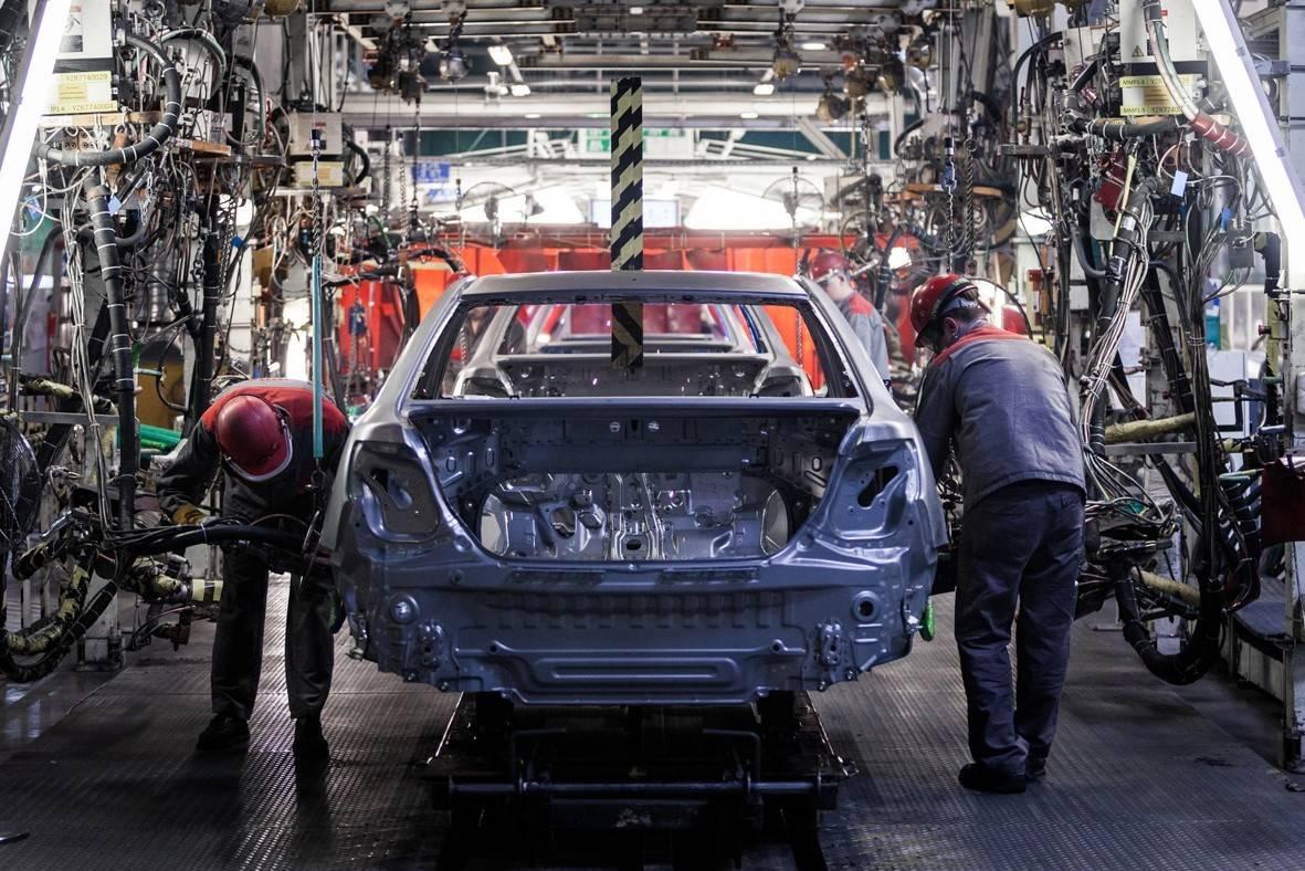 Где производят автомобили porsche
