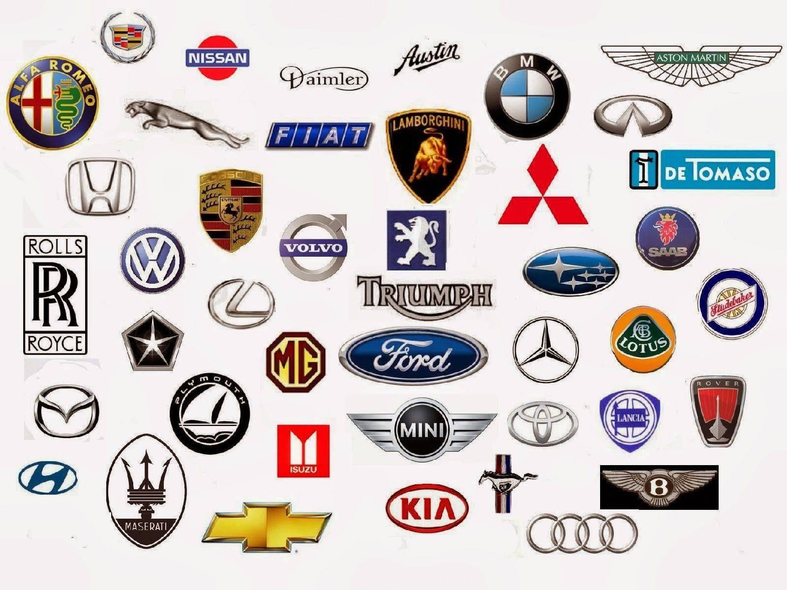 Американские марки автомобилей
