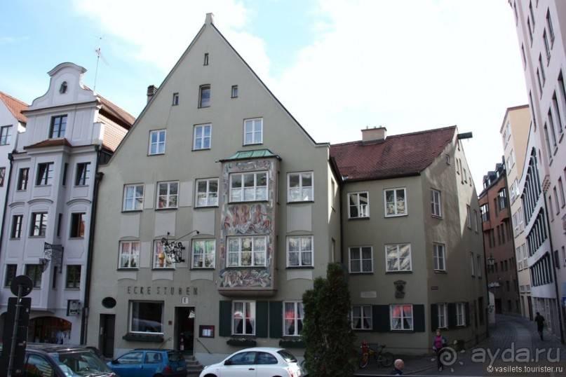 Аренда и покупка недвижимости в аугсбурге