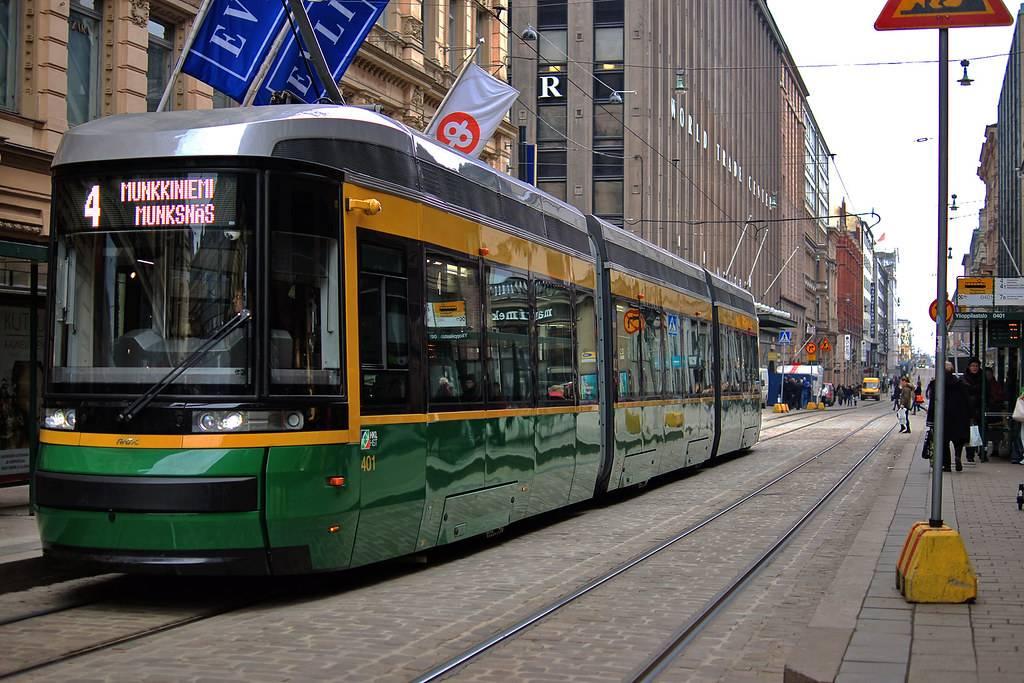 Как работает общественный транспорт в финляндии