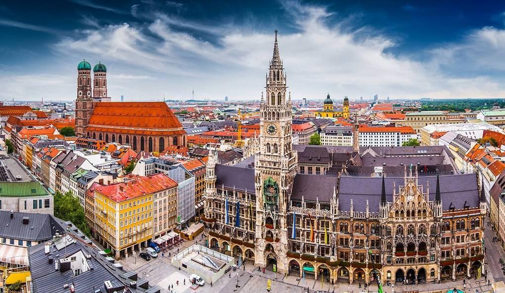 Первое знакомство с мюнхеном — необычные экскурсии в мюнхене | мир туризма