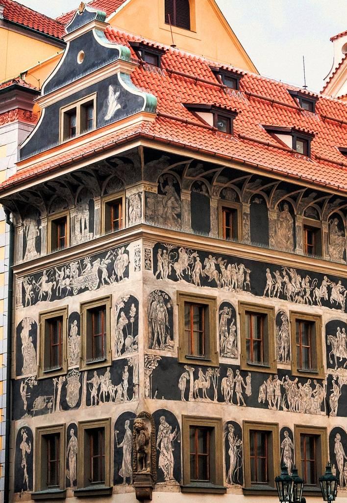 Архитектура чехии — википедия