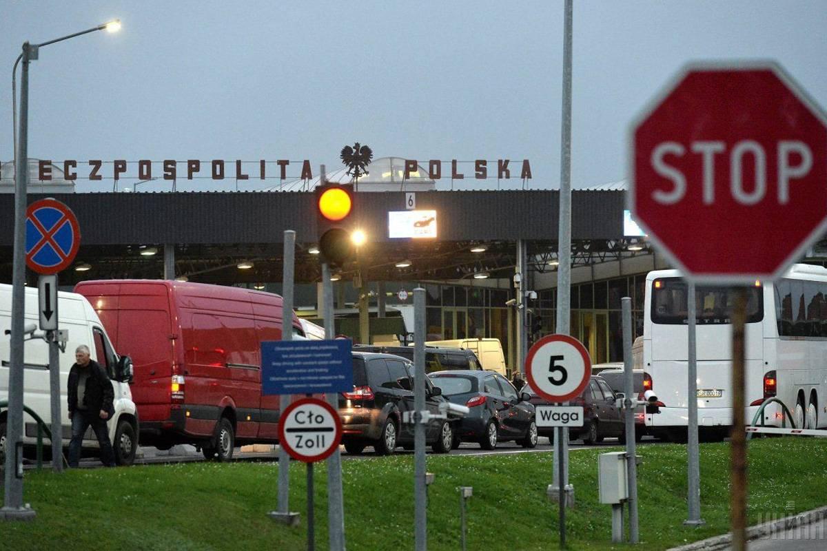 Особенности проезда через российско-польскую границу