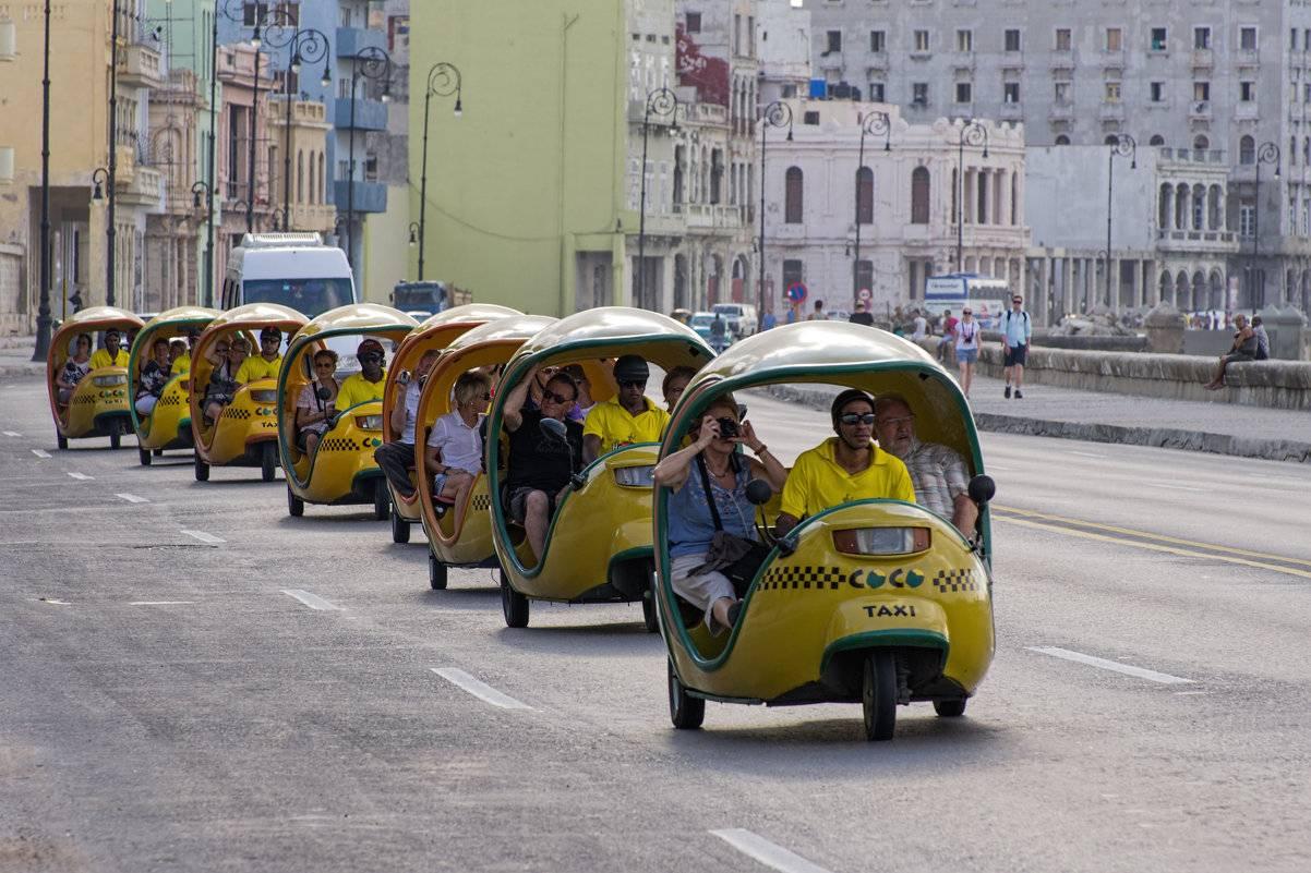 Общественный транспорт испании