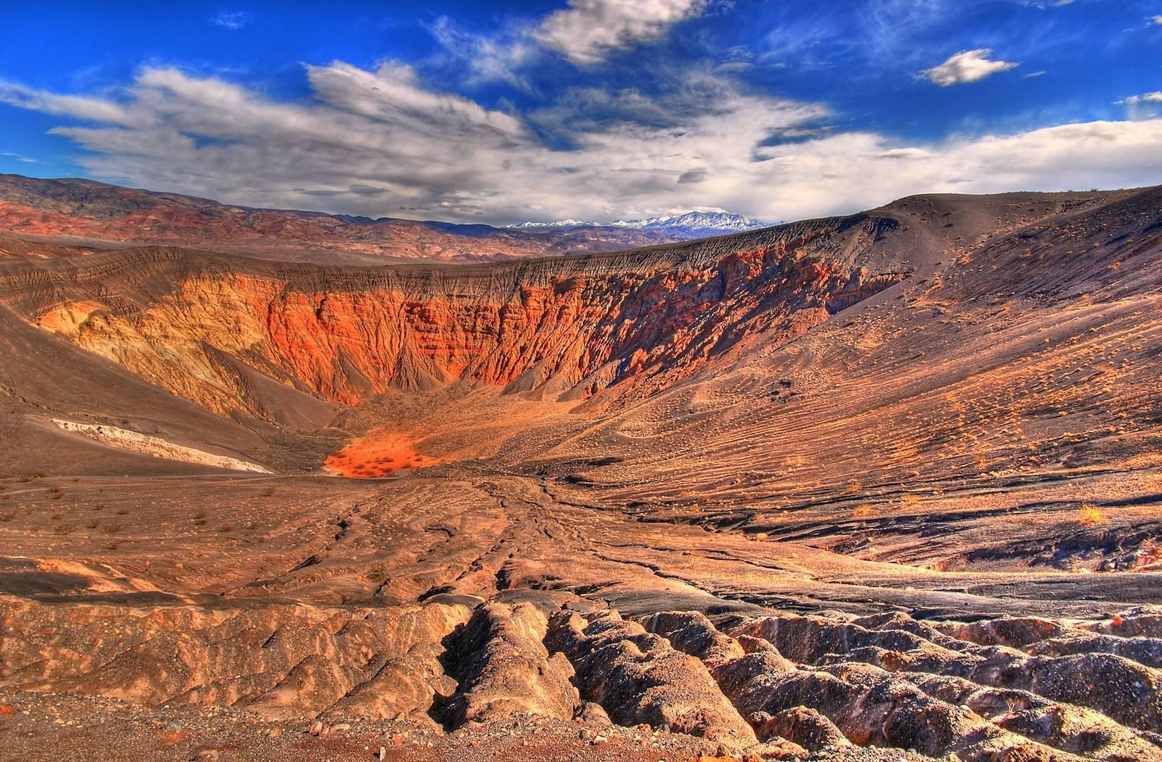 Долина смерти сша (калифорния): почему так называется дорога