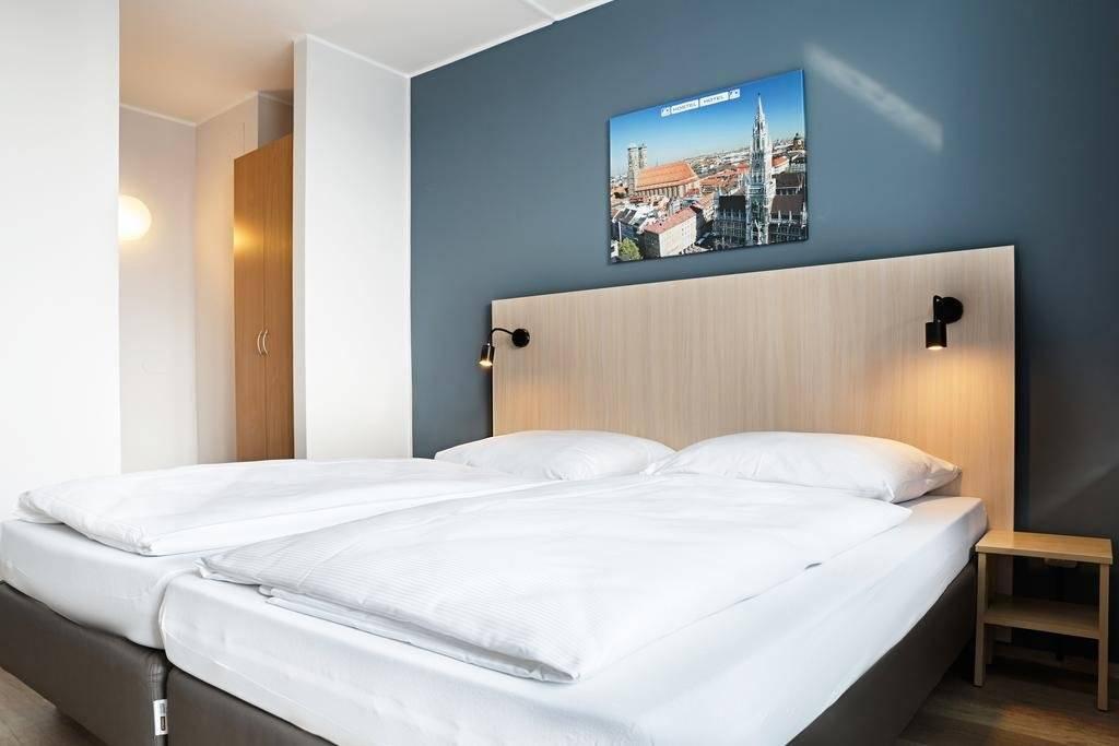 Выбираем отель в центре мюнхена