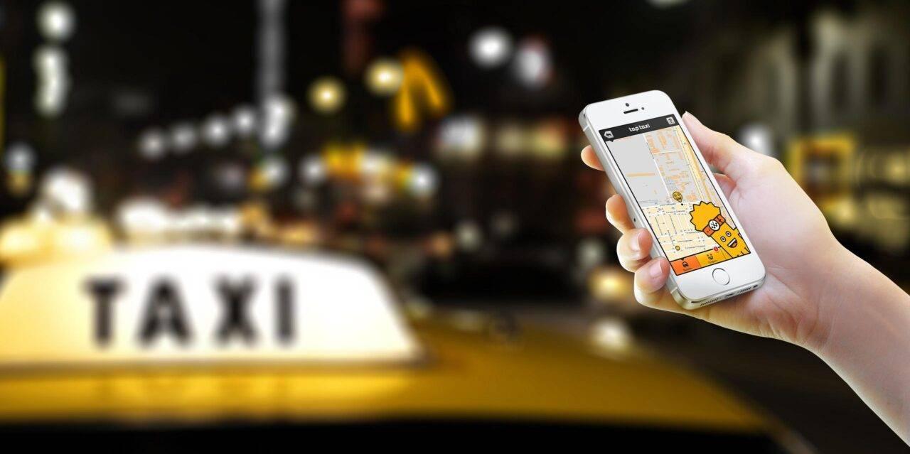 Такси в чехии