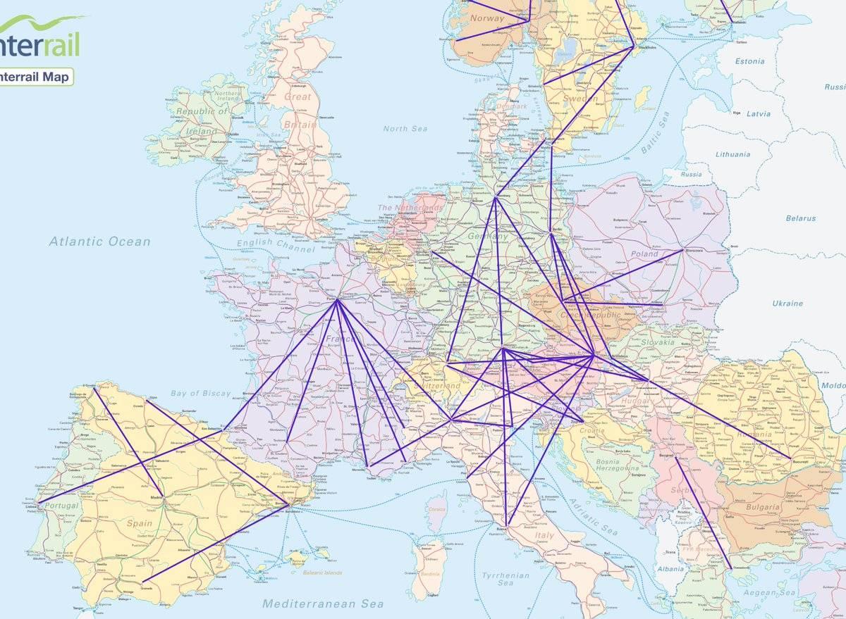 Расстояние от копенгагена до берлина