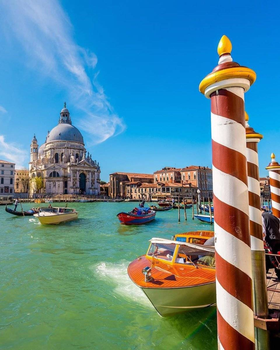 Путешествие из Москвы: Будапешт-Милан-Венеция