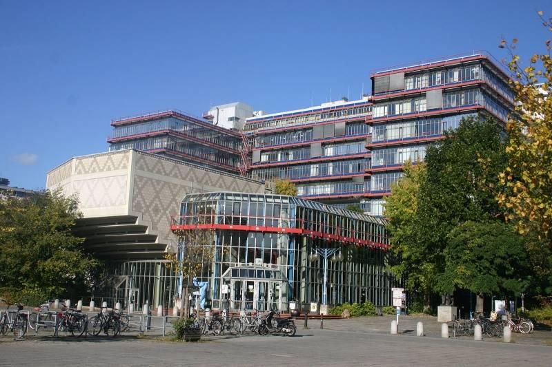 Берлинский технический университет   technische universität berlin