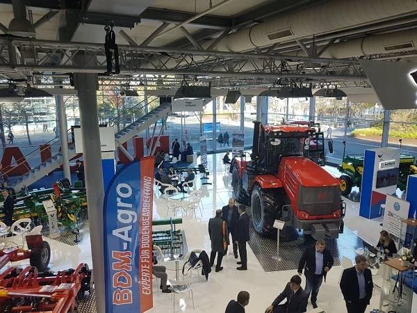 В ганновере стартовала крупнейшая сельскохозяйственная выставка