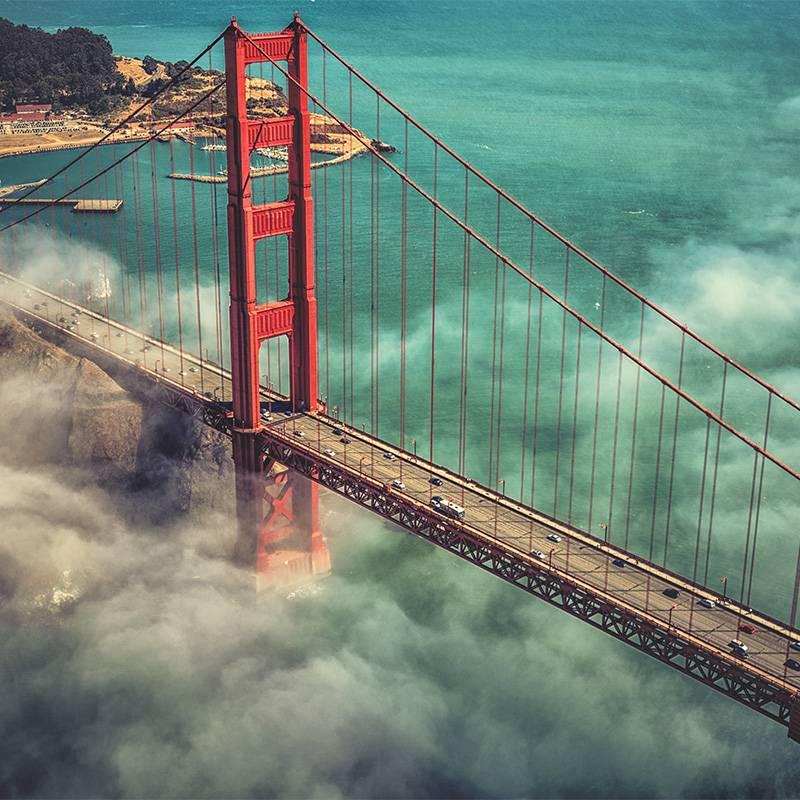 Мост золотые ворота в сан-франциско: история, модернизация