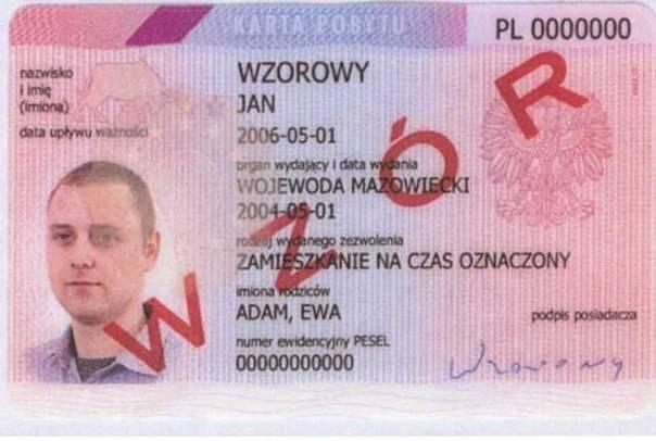 Получение временной прописки в Польше в 2021 году