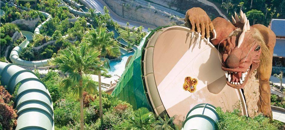 Подробный обзор лучших аттракционов сиам парка в бангкоке с фото