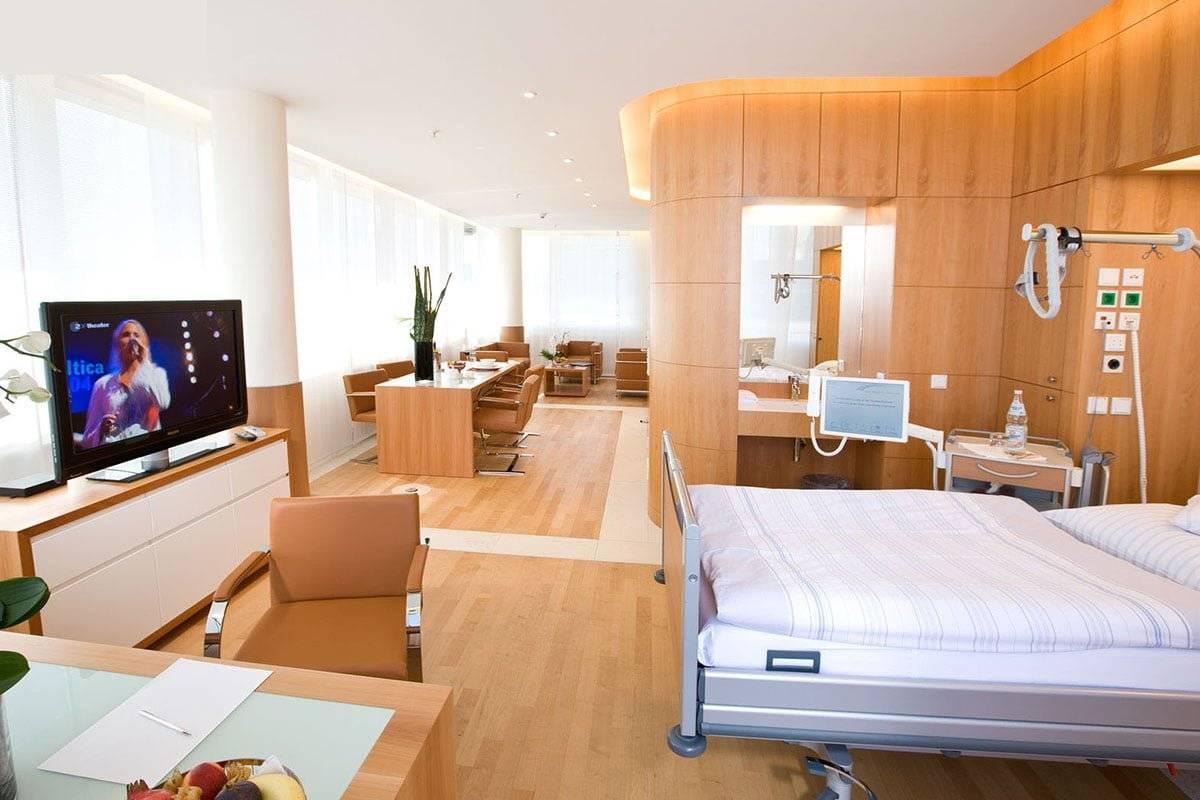 Суставы в германии: лечение, цены в клиниках, отзывы
