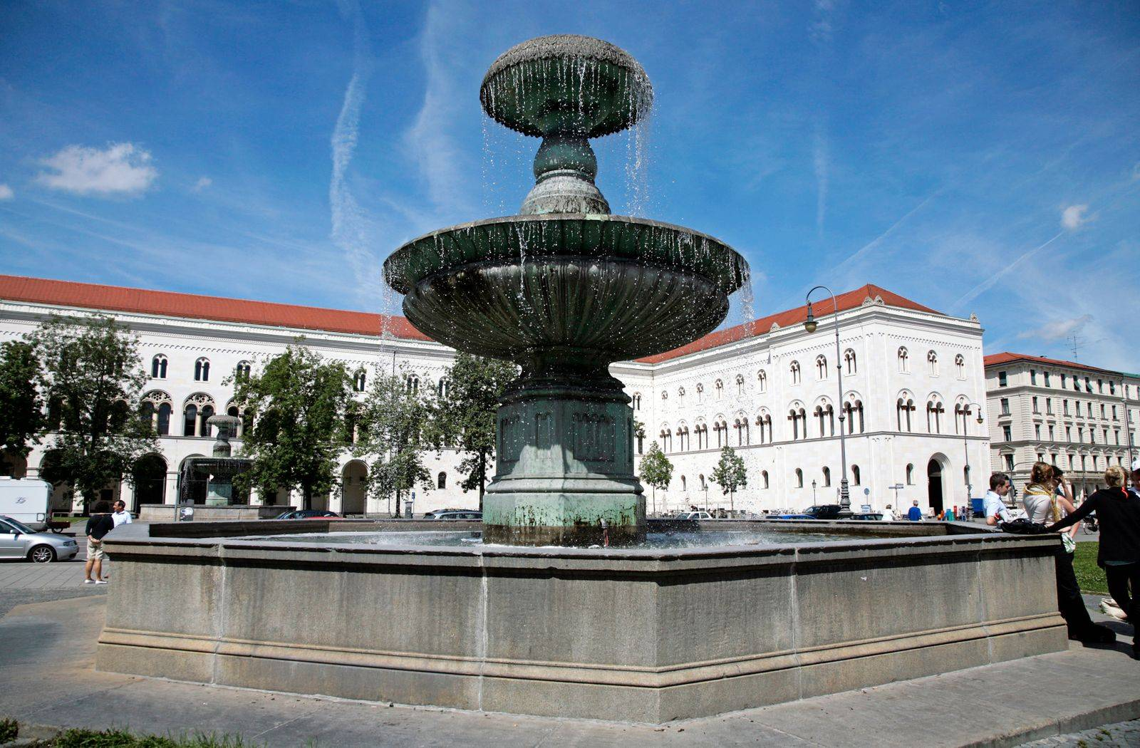 Университеты мюнхена, зачисляем в вузы мюнхена