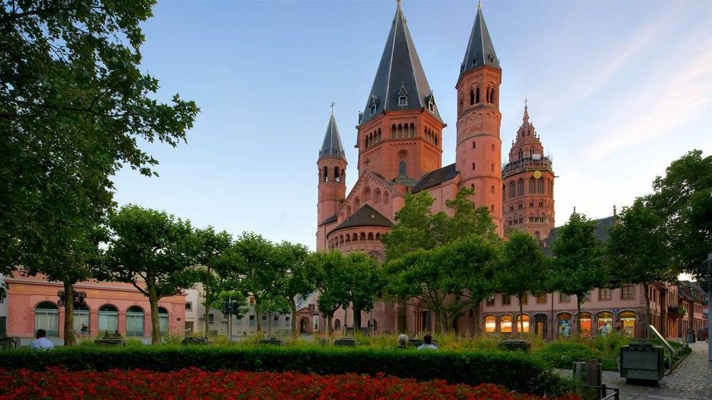 Лучшие достопримечательности города майнц в германии: церкви, соборы, монастыри и музеи