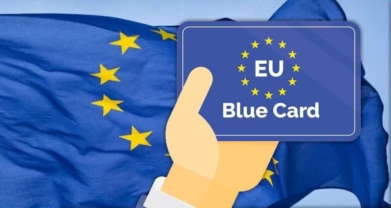 Хочу работать в германии: получение blue card, список профессий