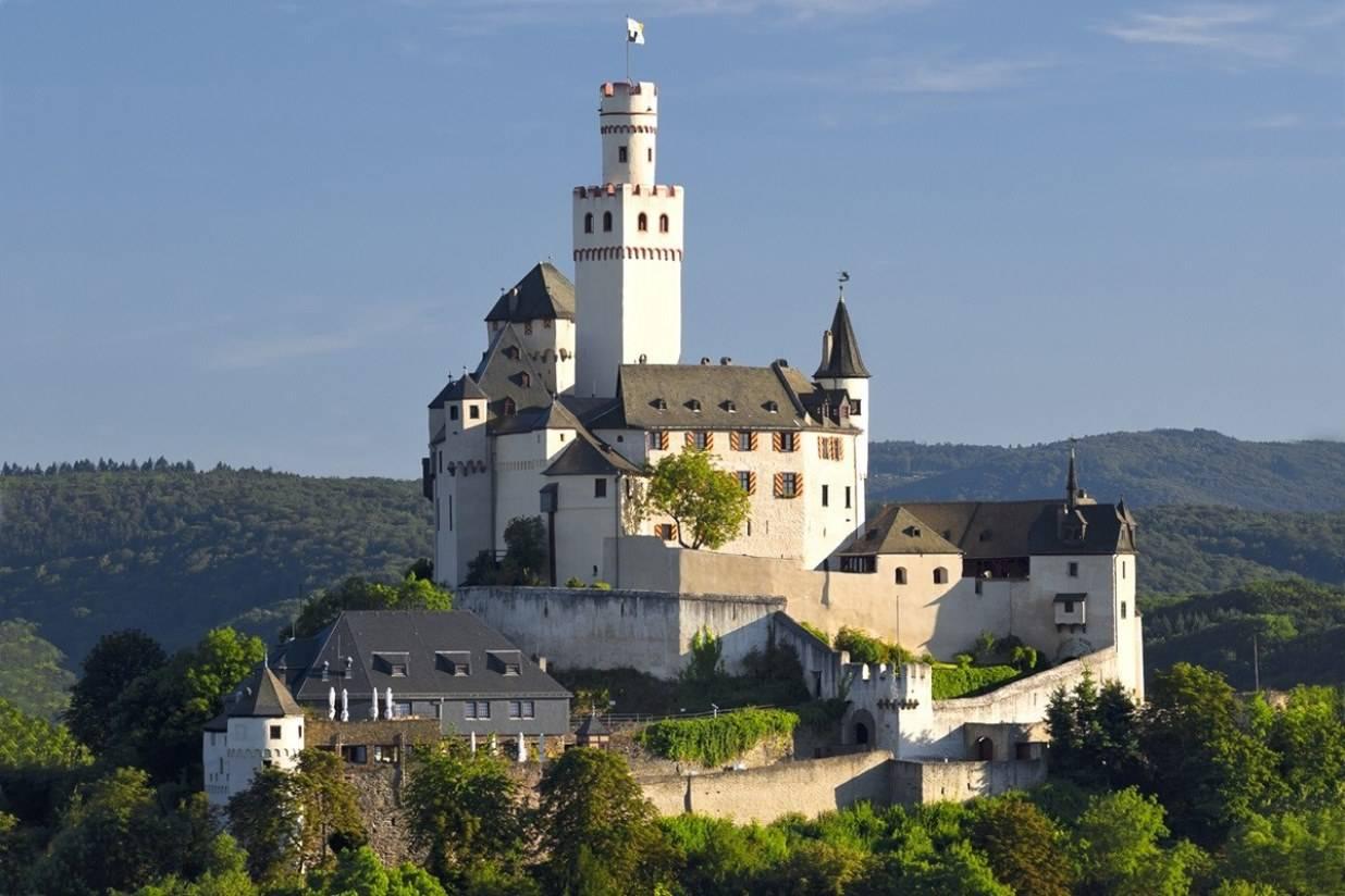 Замок марксбург (marksburg) описание и фото - германия: рейнланд-пфальц