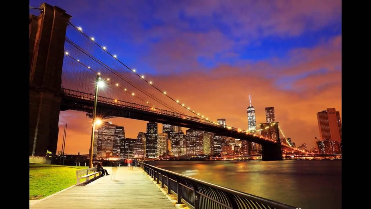 Путеводитель по нью-йорку - бруклинский мост