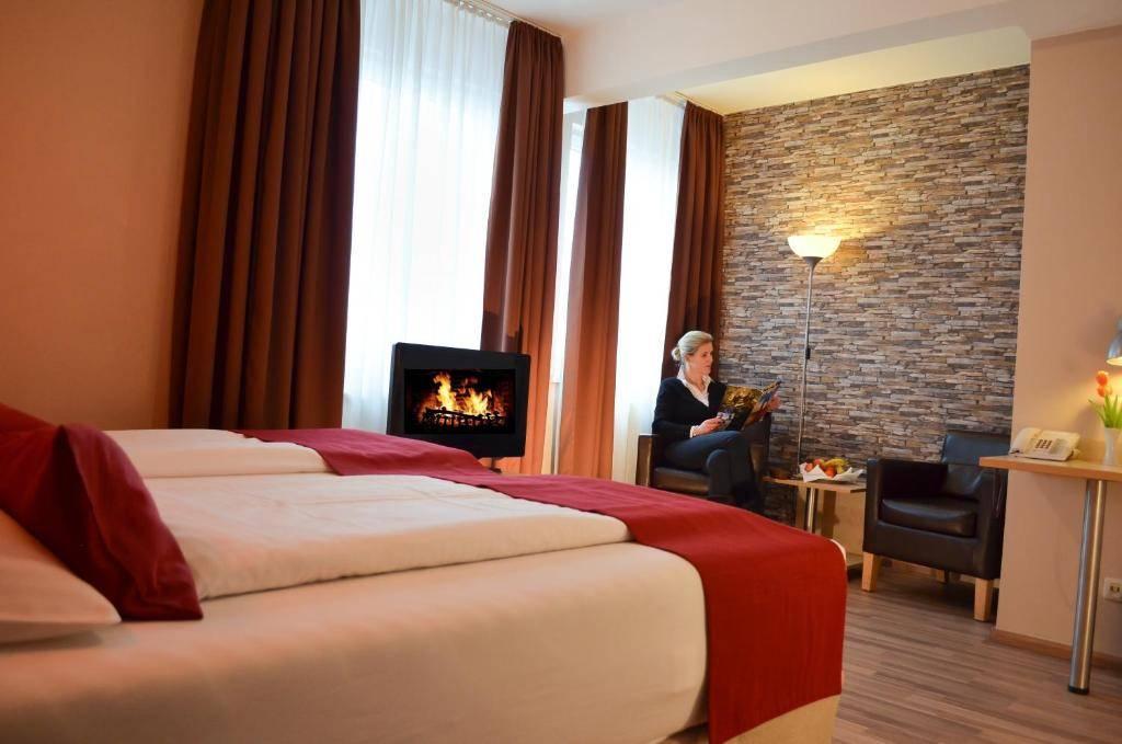 Недорогие отели берлина