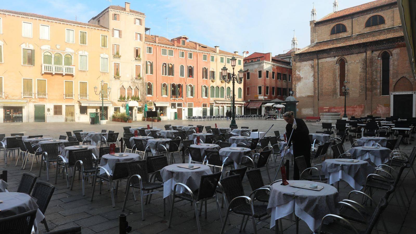 Коронавирус в италии на 28 февраля 2021 года