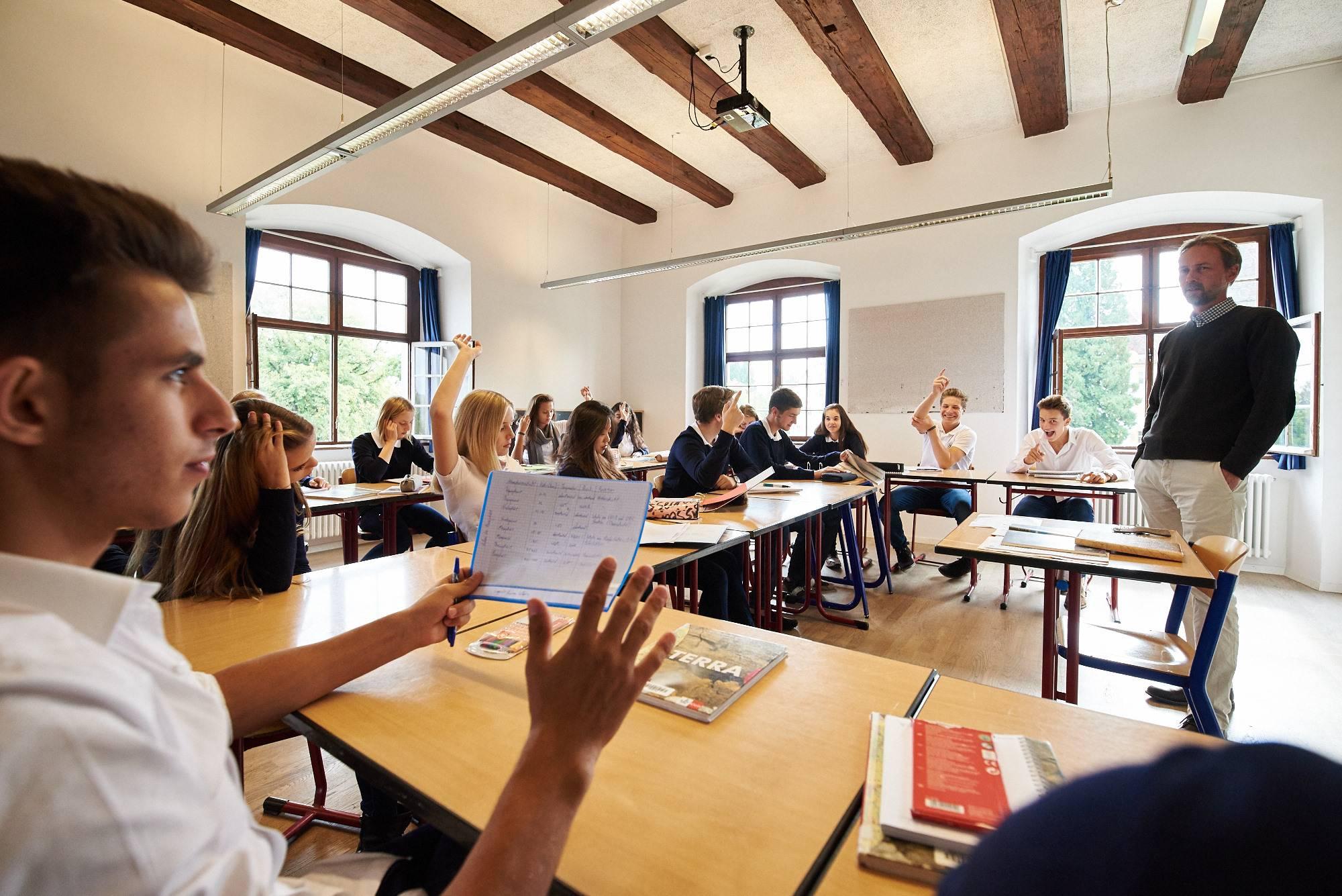 Что представляет собой начальная школа австрии?