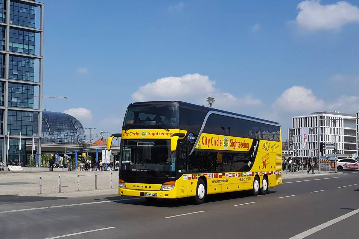 Каким транспортом лучше путешествовать по германии?