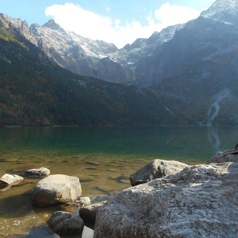 Озеро мюриц – уникальное явление природы