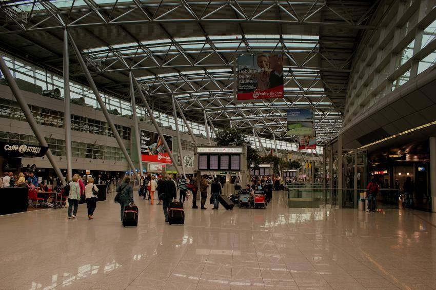Аэропорты в германии – арриво