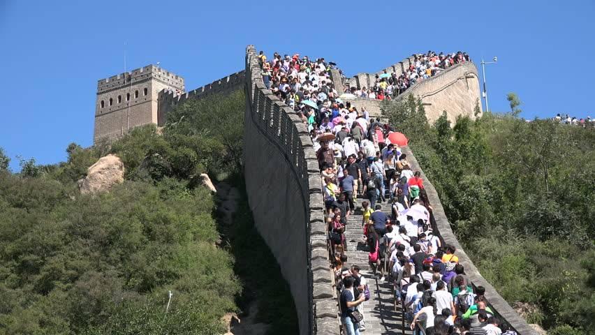 Участки великой китайской стены
