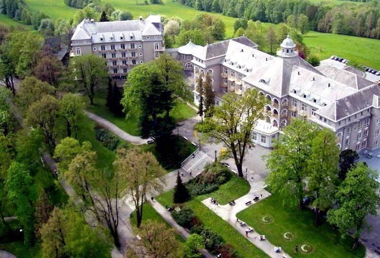 Оздоровительные курорты чехии
