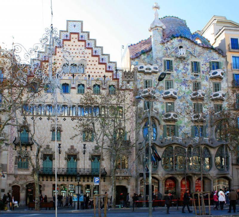 Барселона – колыбель архитектурного гения антонио гауди. испания по-русски - все о жизни в испании