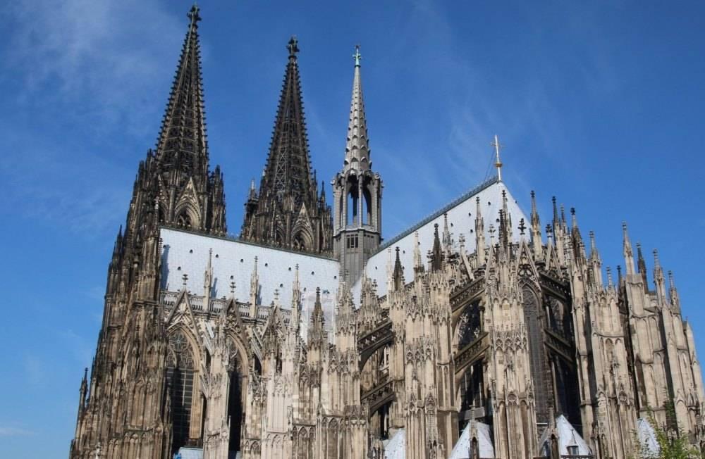 Кёльнский собор в германия, подробная информация