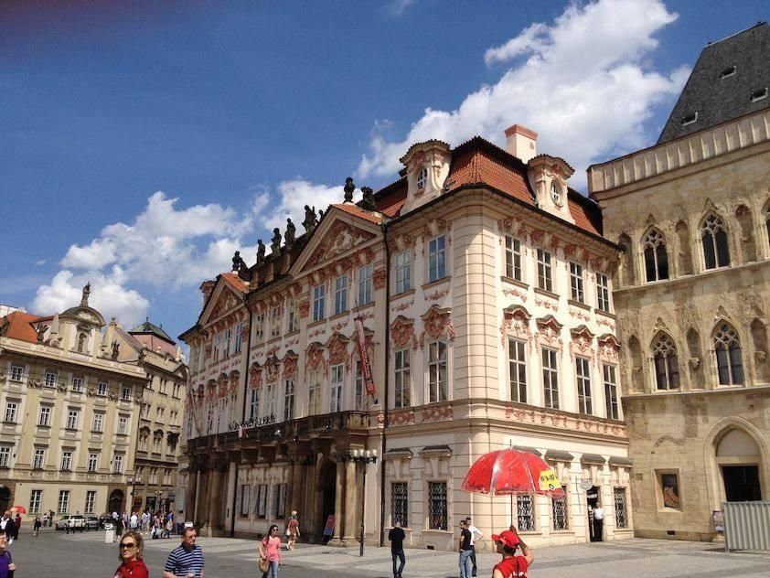 Карлов университет в праге – первый в чехии, известный по всему миру