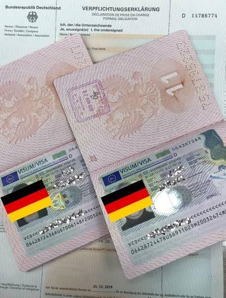 Шенгенская виза в германию 2020, получение и оформление, заполнение визы