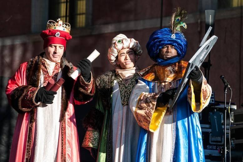 Как отмечается праздник трех королей в польше